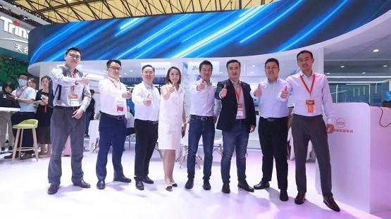 2021 SNEC落幕,联盛新能源集团荣耀